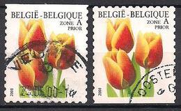 Belgien  (2000)  Mi.Nr.  2958  Gest.  / Used  (7af26) - Belgium