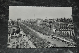 4920   PARIS, VUE GENERALE DE L'AVENUE DES CHAMPS ELYSEES - Champs-Elysées