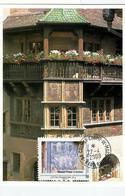 Carte Maximum COLMAR Maison Pfister - 2000-09