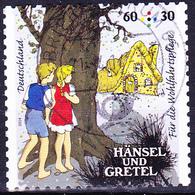 Deutschland Germany Allemagne - Selbstklebend  Hänsel Und Gretel (MiNr: 3061) 2014 - Gest Used Obl - [7] Federal Republic