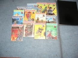 Louis Masterson  Morgan Kane  13 Livres - Adventure