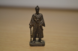 Figurine Kinder Samurai 1 - Metal Figurines