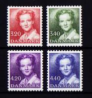 Dinamarca 942/5** Nuevo - Dinamarca
