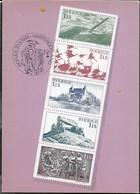 SVERIGE - LA PROVINCIA DI VASTERGOTLAND - NUOVA - Francobolli (rappresentazioni)
