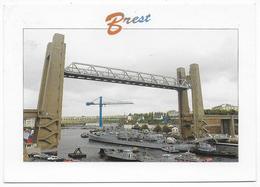 CPM - BREST - LE PONT DE RECOUVRANCE - 2000 - Brest