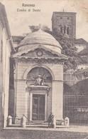 CARTOLINA - POSTCARD - RAVENNA - TOMBA DI DANTE- VIAGGIATA DA RAVENNA PER TRIESTE - Ravenna