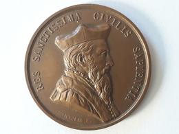 Medaille Académie De Législation. Toulouse 1851 - Non Classés