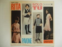 45 Giri - RITA PAVONE, Solo Tu - Stasera Con Te - 45 G - Maxi-Single