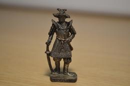 Figurine Kinder Samurai 3 - Figurines En Métal