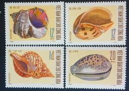 Vietnam 1970**Mi.610-13 Shells , MNH [7II;17] - Vietnam