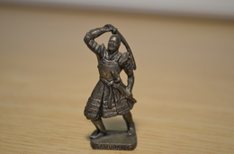 Figurine Kinder Samurai 4 - Figurines En Métal