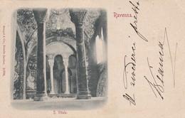 CARTOLINA - POSTCARD - RAVENNA - S. VITALE- VIAGGIATA DA RAVENNA PER FERRARA - Ravenna