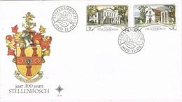 31472. Carta STELLENBOSCH (RSA) South Africa 1979. 300 Years - África Del Sur (1961-...)