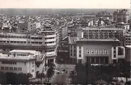 Afrique > MAROC CASABLANCA Vue Sur La Ville Vers Le Port   (timbre Stamp MAROC 12  F ) (Editions :La Cigogne )*PRIX FIXE - Casablanca