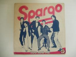 45 Giri - SPARGO, You And Me - Worry - 45 G - Maxi-Single