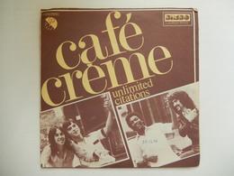 45 Giri - CAFE' CREME, Unlimited Citation - 45 G - Maxi-Single