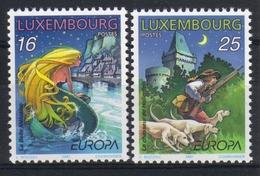 Luxemburg 1997 Europa Tales & Legends Y.T. 1368/1369 ** - Luxembourg