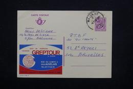 BELGIQUE - Entier Postal Publibel ( Greptour ) De Malonne Pour Bruxelles En 1964 - L 22089 - Stamped Stationery