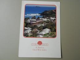 ANTILLES NEERLANDAISES ST. MAARTEN / ST. MARTIN WEST INDIES BIRD'S EYE VIEW OF DAWN BEACH RESORT - Saint-Martin