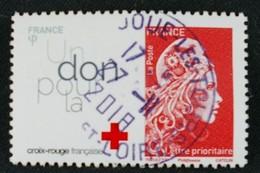 France 2018   Croix Rouge Francaise  Oblitéré - France