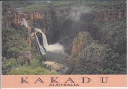 KAKADU NATIONAL PARK  Twin Falls  Large Format Nice Stamp - Kakadu