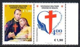 Ordre De Malte SMOM 1203/04 Saint Camille - Malte (Ordre De)