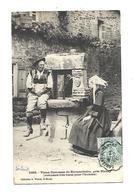 56 Kernascleden  Vieux  Costumes - Lorient