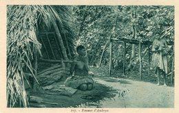 NOUVELLES HEBRIDES(TYPE) NUE - Vanuatu