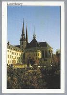 LU.- LUXEMBOUG. Cathédrale. Photo Stoos. A. 1986 - Hongarije