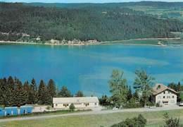 25 // CHAON - LAC DE SAINT-POINT - COLONIE DE VACANCES S.N.C.F EN 1972 - PHOTO STAINACRE - France