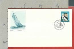 CANADA - FDC - 1988 - 20th Anniversary Of The Death Of Angus Walters (Yachtsman) - Primi Giorni (FDC)