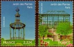 2009  N° 4384 Et 4385  Neufs** SERIE COMPLETE - France