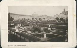 BRUXELLES :  Le Jardin Botanique  // R.T.B.n°18 - Bossen, Parken, Tuinen