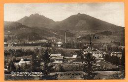 Jannowitz Janowice Wielkie Poland 1931 Postcard - Pologne