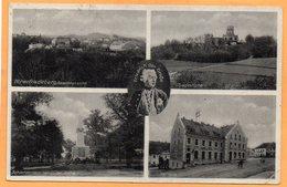 Hohenfriedeberg Dobromierz Poland 1931 Postcard - Pologne