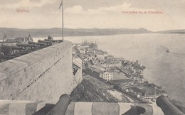 QUEBEC, Canada, 1900-10s; Vue Prise De La Citadelle - Québec - La Citadelle