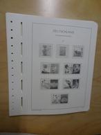 Bund Leuchtturm Falzlos 2005-2009 (9524) - Alben & Binder