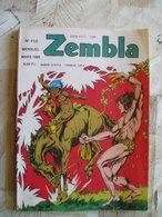 ZEMBLA NO 410- 1989- AVEC RC COMPLET GUN GALLON.ED.LUG - Zembla