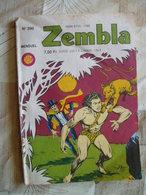 ZEMBLA NO 390--1987- AVEC RC COMPLET GUN GALLON.ED.LUG - Zembla