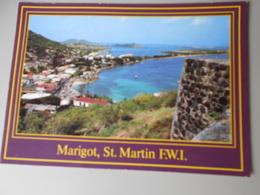 ANTILLES NEERLANDAISES ST. MAARTEN / ST. MARTIN WEST INDIES FROM THE OLD STONES OF FORT MARIGOT.... - Saint-Martin