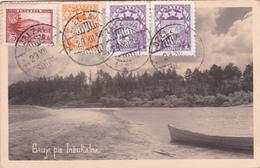 CPA - Lettonie - Gauja Pie Inēukalna - 1938 - Lettonie