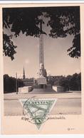 CPA - Lettonie - Riga - Brivibas Piemineklis - 1930 - Lettonie