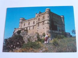 Chateau Du Barroux XV Cpm 1985 - Andere Gemeenten