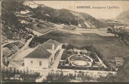 KRAPINA Kneippovo Lječilište ZAGORJE HRVATSKA CROATIA PC Circulated - Kroatien