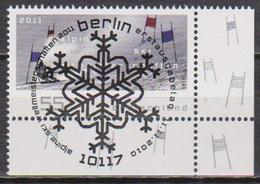 Deutschland 2010 MiNr.2834 O Gest. ESST. Alpine Ski- WM Garmisch-Partenkirchen ( 8619 ) - Gebraucht