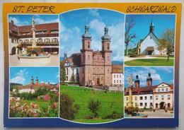 St. Peter Im Schwarzwald - Hohenluftkurort - Multiview  Vg  G2 - St. Peter