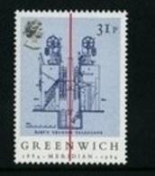 Timbres Neufs** De Grande Bretagne, N°1134 Yt, Méridien De Greenwich, Téléscope D'airy - 1952-.... (Elizabeth II)