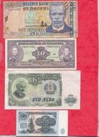 Pays Du Monde 20 Billets Dans L 'état Lot N °2 (PETIT PRIX DE DEPART A SAISIR ) - Coins & Banknotes