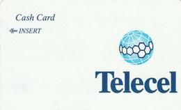Congo (Kinshasa) - Telecel - Blue Logo - Without Face Value - Congo