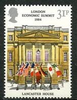 Timbres Neufs** De Grande Bretagne, N°1130 Yt, Sommet économique Des Pays Industrialisés De L'ouest, Lancaster House - 1952-.... (Elizabeth II)
